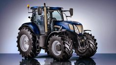 Golden Jubilee New Holland Tractor