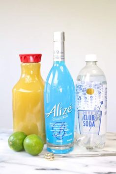Check Out My Favorite Alizé Passion Summer Cocktail Recipes! They are so delicious and colorful! The perfect summer drinks!