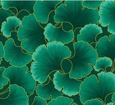 Quilter Cathy Kind's pattern for Kona Bay's Ginkgo Collection
