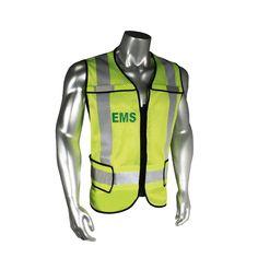 Radians LHV-5-PC-ZR-EMS EMS Safety Vest ANSI CL2