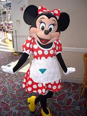 """""""Chef Mickey's"""" Dress for Minnie Mouse"""