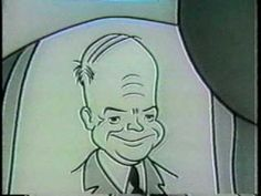 """THE FIRST CAMPAIGN COMMERCIAL: """"I LIKE IKE!"""""""