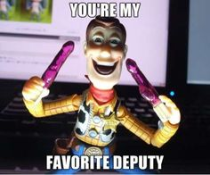 Creepy Candid Characters -  These Toy Story Sheriff Woody Photos Show His Most Woody Moments #igetit #badjokeeel #naughty #risque #memes #woody #puns #toystory #art #illustration #graphicdesign