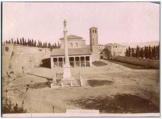 San Lorenzo fuori le mura 1880
