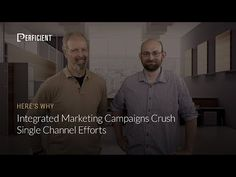 Why and how integrated marketing campaigns can be superior to single-channel efforts. Integrity, Effort, Digital Marketing, Campaign, Channel, Success, Data Integrity