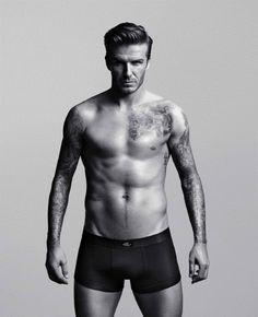 David Beckham for H superbowl commercial