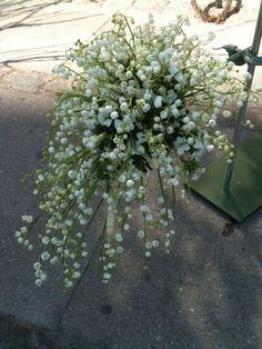 Brudebuket - Liljekonvaller inspirerret af Kate Middletons buket