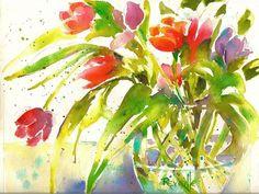 Memories No. 1 - Original Fine Art for Sale - © Reveille Kennedy