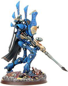 eldar wraithlord conversion - Google Search