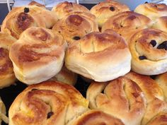 Cecilies skillingsboller Bagel, Bread, Food, Brot, Essen, Baking, Meals, Breads, Buns