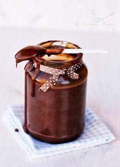 Nocilla o Nutella casera | La Cucharina Mágica