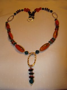 necklace--handmade by Bonnie Norberg