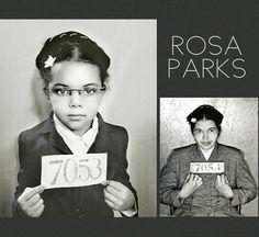 "Cristi Smith-Jones on Twitter: ""Day 10. Black History Month photo project. #RosaParks #blackhistorymonth #blackgirlsrock #blackhistoryisamericanhistory #blackgirlmagic https://t.co/dxFdOTiSlQ"""