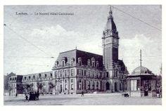 Gemeentehuis Laken / Maison Communale Laeken