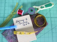 Nancy Zieman - Sewing and Quilting Q & A