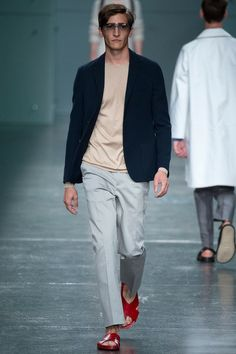 Fendi Spring-Summer 2015 Men's Collection