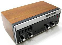 ReVox A78 vintage amplifier