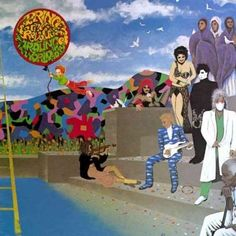 Prince & The Revolution: Prince (vocals, guitar, keyboards, percussion); Wendy Melvoin (vocals, guitar); Lisa Coleman, Dr. Fink (vocals, keyboards); Brown Mark (vocals, bass); Bobby Z (drums, percussi