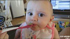 El Blog de Ingrid Peguero : Si tu bebé se ve molesto y no quiere comer, quizás...