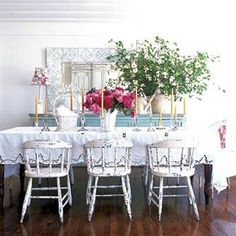 country cottage dining rooms | Cottage Style Interior for Dining Room How to Remodel Cottage Style ...