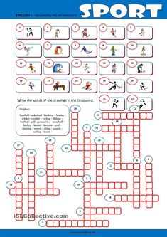 Sport Crossword
