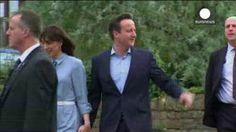 Cameron gana, Miliband cede, los nacionalistas arrasan en Escocia