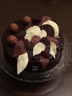 Maroni-Torte mit Hagebutte und Dulce de Leche