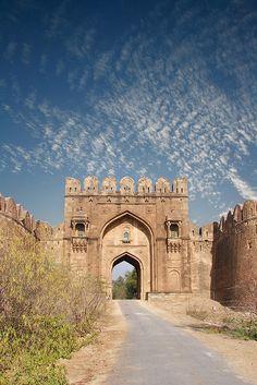 "Sohail Gate @ ""Rohtas Fort"" - Pakistan."