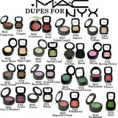 One good thing about being on bed rest is fun finds on pinterest! These are some great dupes I sometimes use as well :)… by sarahc_29