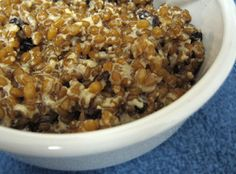 about Wheat Berries..YUM! on Pinterest | Wheat berry salad, Berries ...