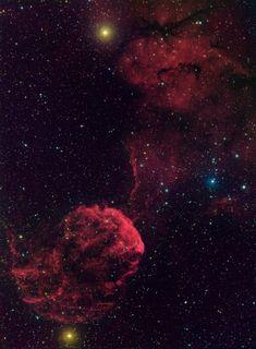 Jellyfish Nebula (by kappacygni)