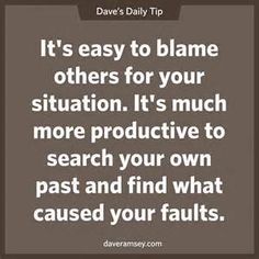 Quotes About People Who Blame Others - Bing images