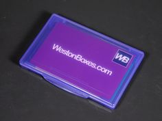 Weston boxes westonboxes on pinterest plastic packaging boxes presentation boxes and storage boxes for artists crafters and printers find this pin and more on business card wallets reheart Images