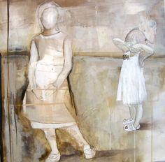STORESOSTER BY ANNE-BRITT KRISTIANSEN #fineart #art #painting #kunst #maleri #bilde www.annebrittkristiansen.com/anne-britt-kristiansen-kunst-2012