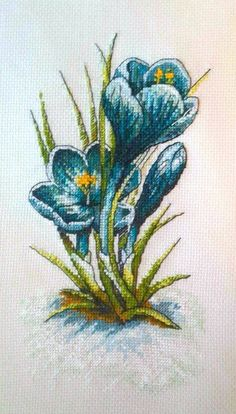 This Pin was discovered by Ice Modern Cross Stitch Patterns, Crochet Stitches Patterns, Cross Stitch Designs, Embroidery Patterns, Cross Stitch Love, Cross Stitch Flowers, Cross Stitch Charts, Cross Stitching, Cross Stitch Embroidery