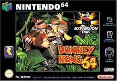 Donkey Kong 64 | The Games Archiv