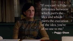 Which #perfumes did Peggy Olson REALLY wear in #MadMen? Not what you think. Women's issues and #sexuality in 1960s via #fragrance #sleuthing and semiotics on PerfumeShrine.com