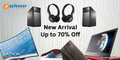 Now avail discount-UPTO 70% OFF on new arrival at #LAZADA. Click here..>https://goo.gl/Iu6SGy