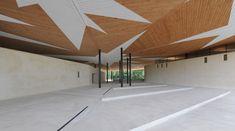 Construido por Dethier Architectures en Welkenraedt, Belgium con fecha 2010. Imagenes por Serge Brison. Arquitecturas Dethier se adjudicó este proyecto después de ser invitado competir en un concurso a escala europea. Hem...
