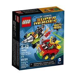 LEGO Super Heroes Mighty Micros: Robin vs. Bane 76062 LEGO