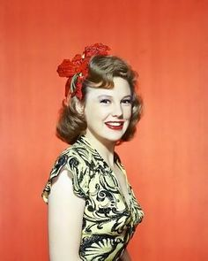 June Allyson Libra Actress