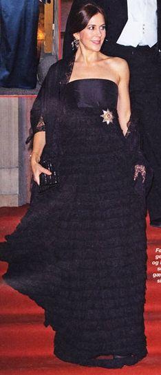 Crown Princess Mary of Denmark, 2013.