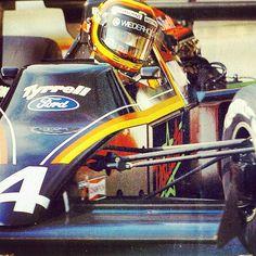 Stefan Bellof 1984 Tyrell 012