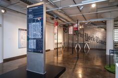 Michael Bierut SVA's Exhibition featuring WalkNYC