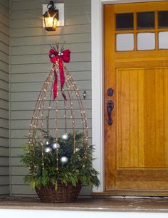 Pretty year round, depending on what you put in it. This would be so pretty on porch.
