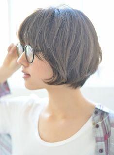 ゆるふわパーマで美人度アップ♥︎30代・40代のショートヘアカタログ|ビューティナビ