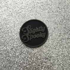 Image of Slightly Spooky Pin