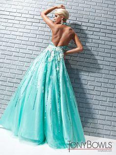 Tony Bowls Prom Dresses 2011 | Le Gala by Tony Bowls 113539 Prom Dress Onlineformals.com
