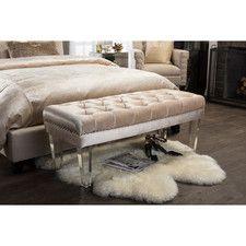 Edna Upholstered Bench