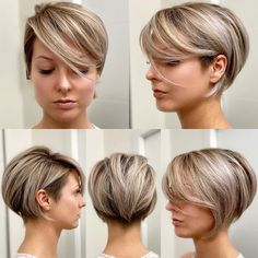 Are you searching current layered haircuts for women? We've got a list of ideas in different lengths and styles to choose from. When it comes to layered hair, consider how you. Hairstyles For Layered Hair, Layered Haircuts For Women, Short Bob Hairstyles, Fall Hairstyles, Wedding Hairstyles, Homecoming Hairstyles, Undercut Hairstyles, Party Hairstyles, Celebrity Hairstyles